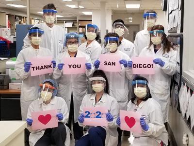 San Diego Health / Support for Scripps