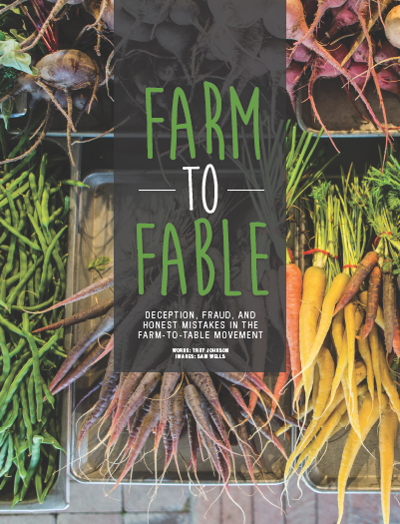 Behind the Story: Farm to Fable