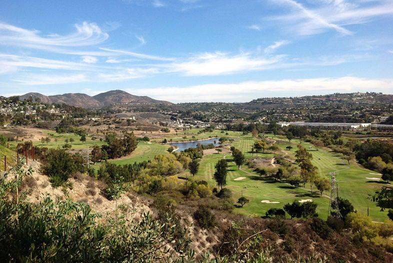 Admiral Baker Golf Course