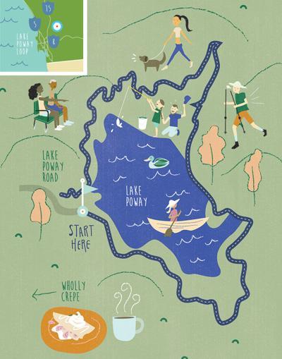 Trail of the Month: Lake Poway Loop