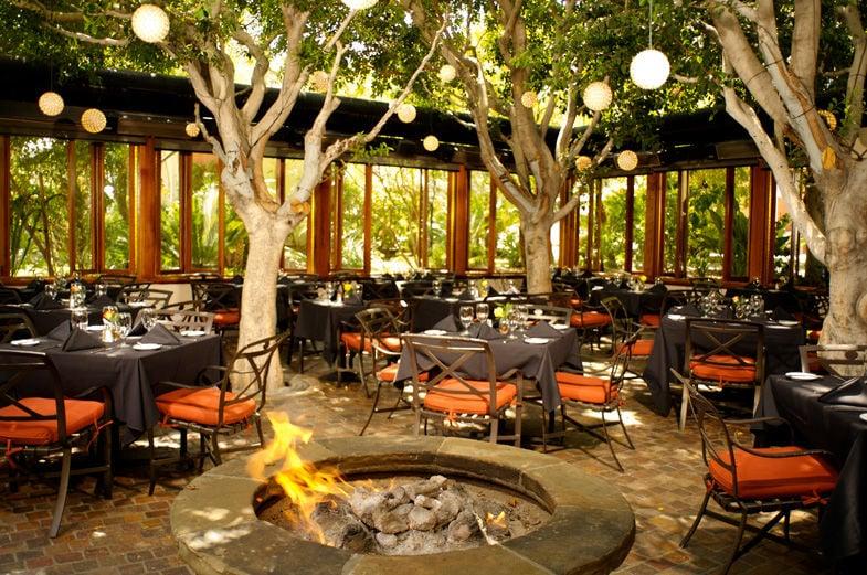 Ten Pet Friendly Palm Springs Restaurants