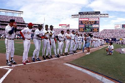 Vintage San Diego: The MLB All-Stars Game in 1992