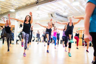 I Tried It: The New Jazzercise