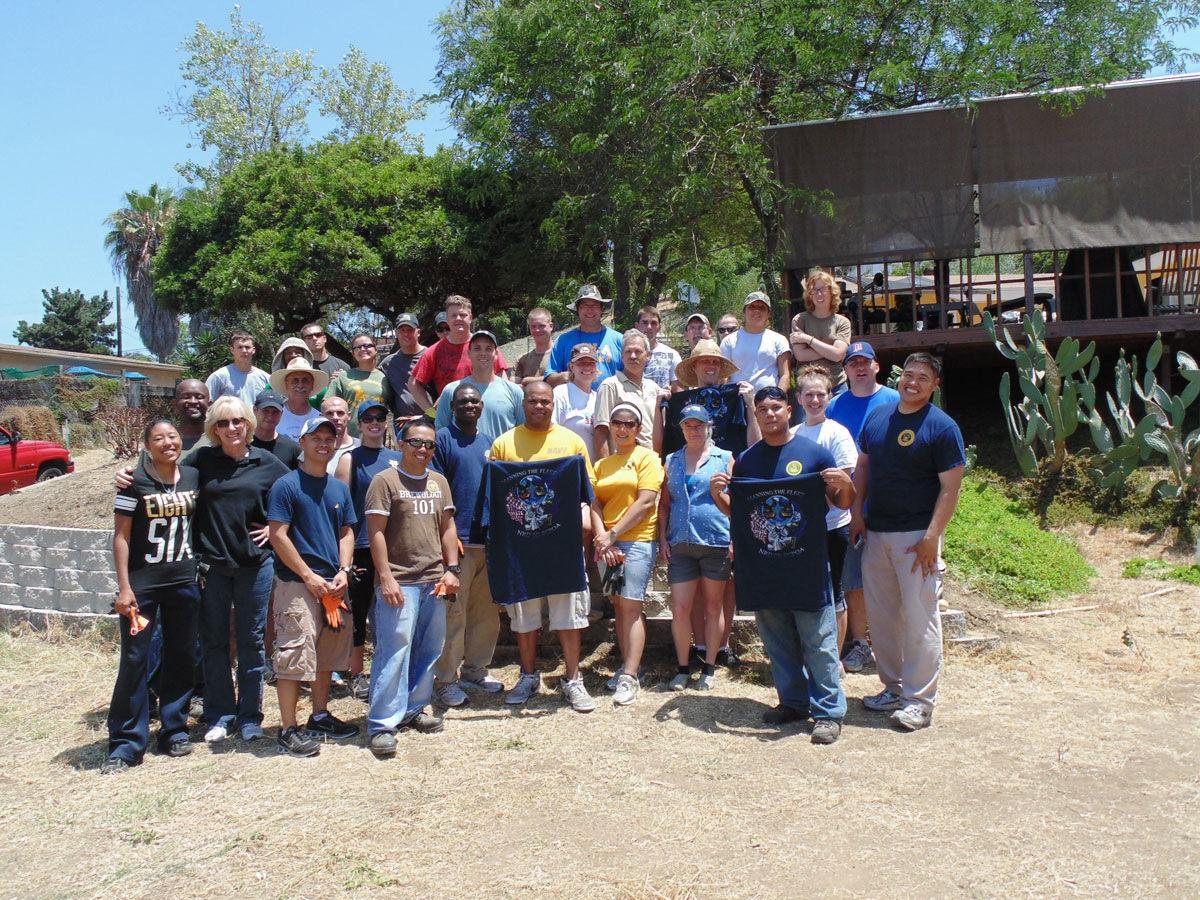 Wounded Warriors Homes Launches Volunteer Program
