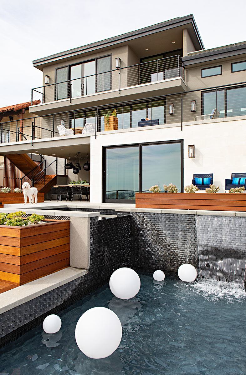 Inside the Coin-Op Owners' Point Loma Pad