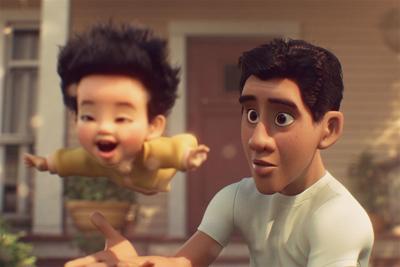 "Bobby Alcid Rubio on His Pixar Film, ""Float"""
