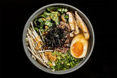 A Look at the Pour-Over Ramen at the New Nima Café
