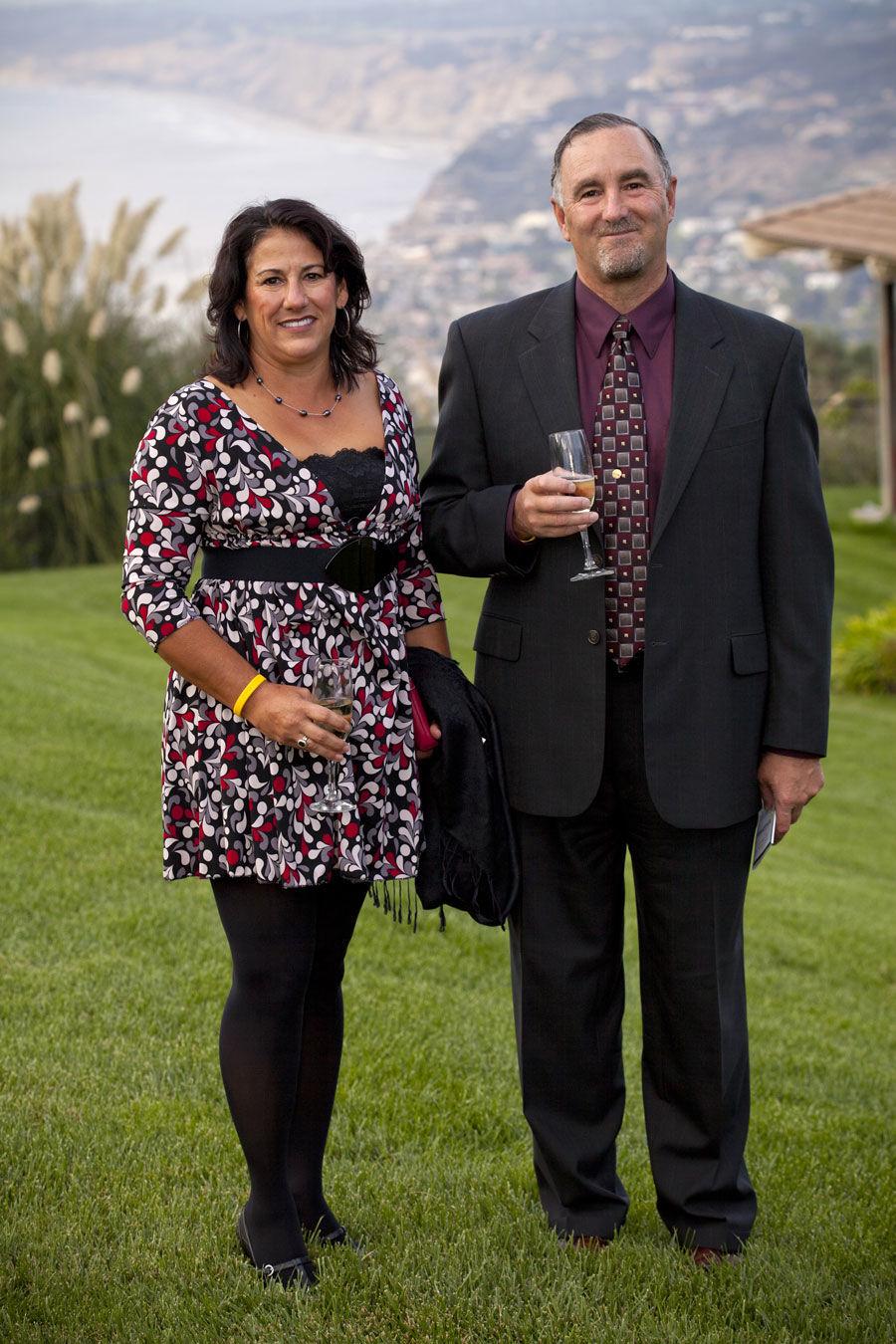 Cindy and Steve Gates