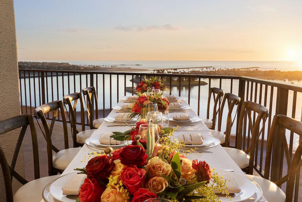 Wedding venues - Mission Bay
