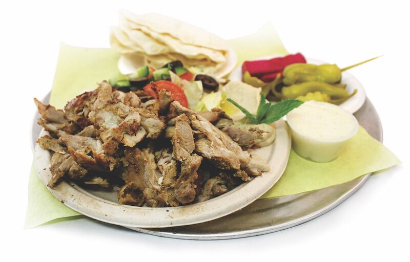 What We're Loving - Shawarma