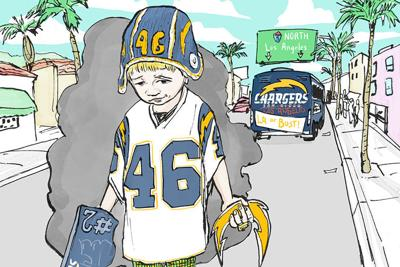 Dear Chargers, It's Over