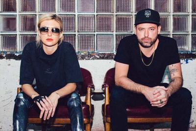 On the Record with Phantogram
