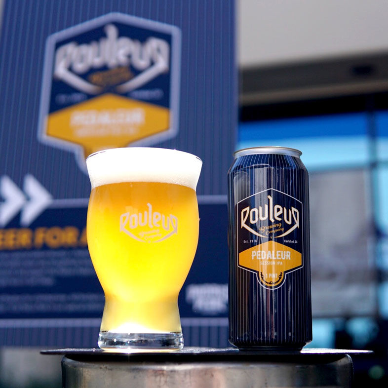 A Brewery With A Cause: Rouleur Brewing