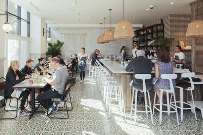 Restaurant Review: Café Gratitude