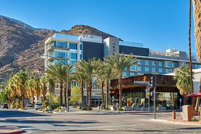 Palm Springs Is Making Great Strides in Downtown Development