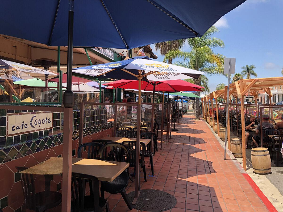 Great Patios / Cafe Coyote