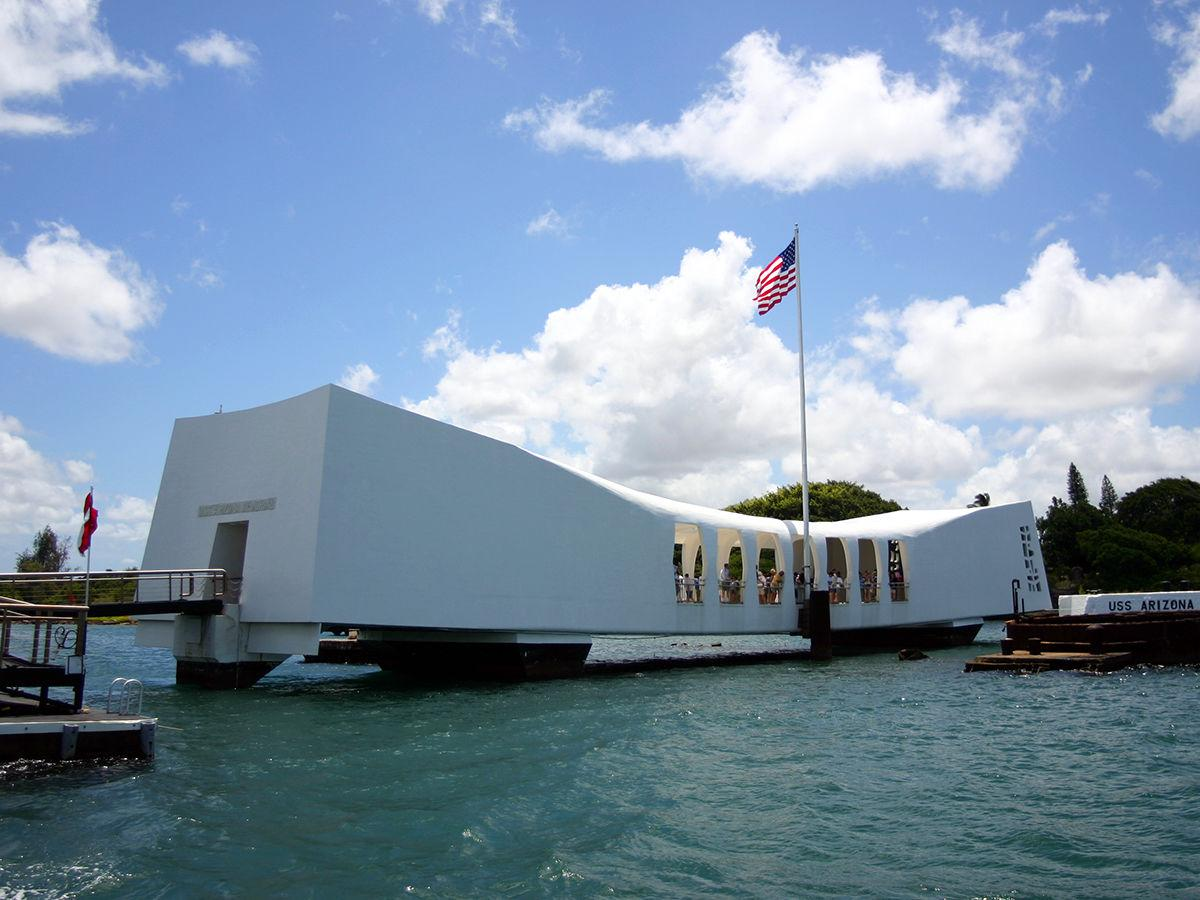 Family Adventures Across Hawai'i – USS Arizona
