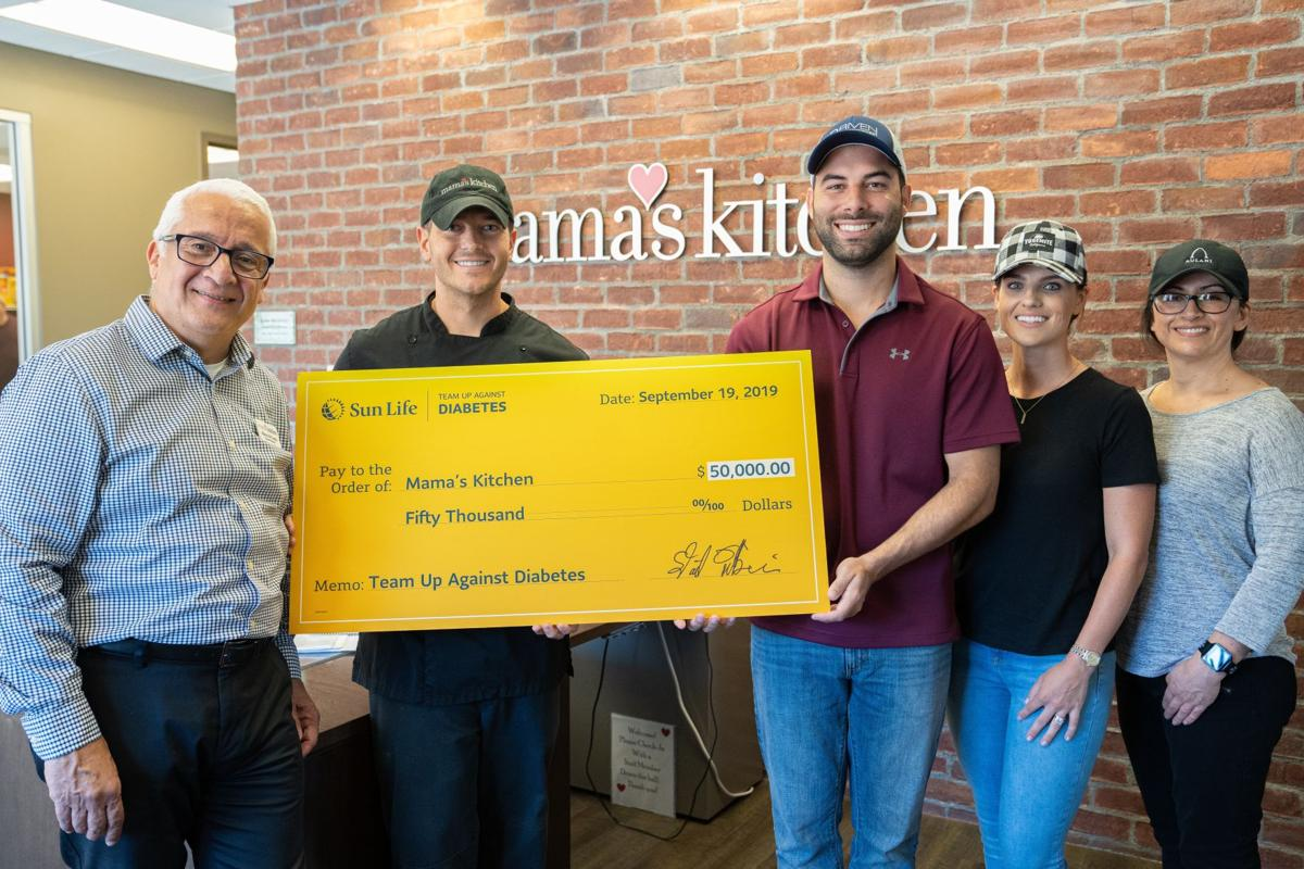 Mama's Kitchen's Diabetes Program Gets a $50k Boost