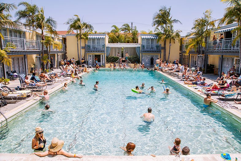 5 Hot San Diego Pools That Are Open To The Public Guides Sandiegomagazine Com