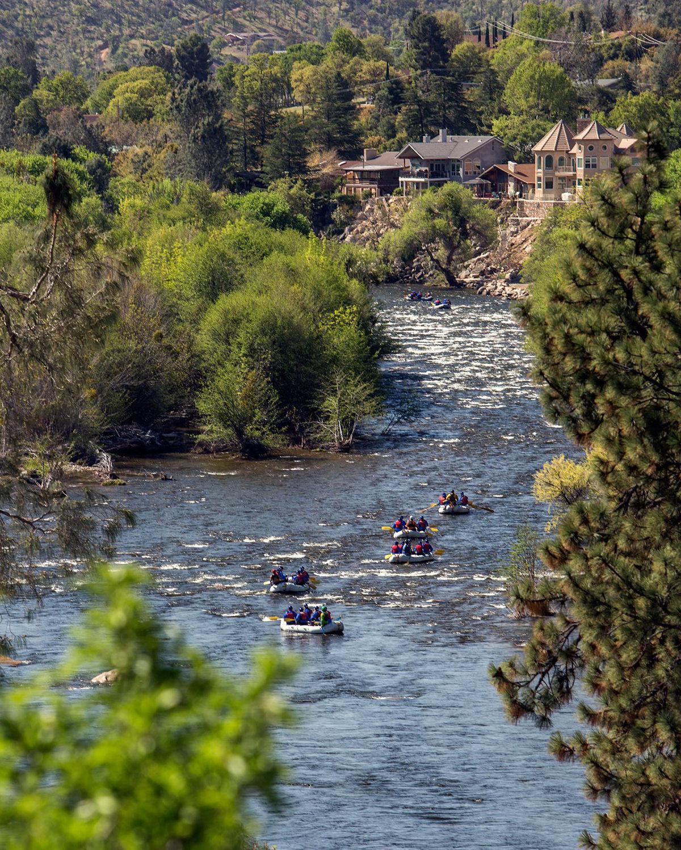 California Adventure Bucket List / Kern River
