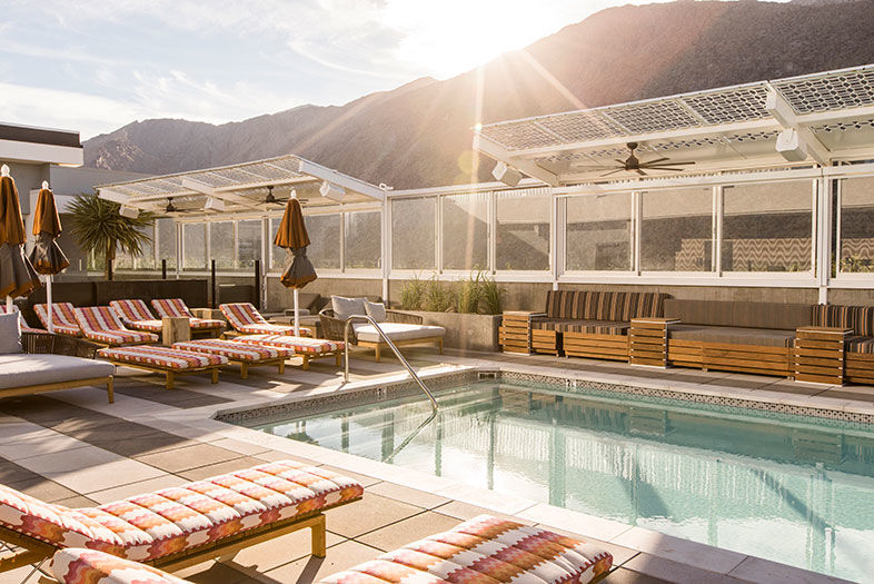 The New Allure of Palm Springs