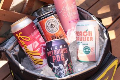 5 Fruited Beers for August