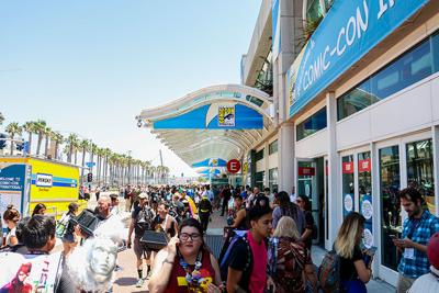 4 Fun Things to Do at Comic-Con 2018, No Badge Required