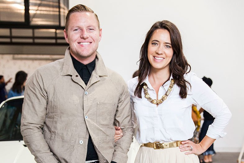 Shop Like a Tastemaker with Raan and Lindsay Parton