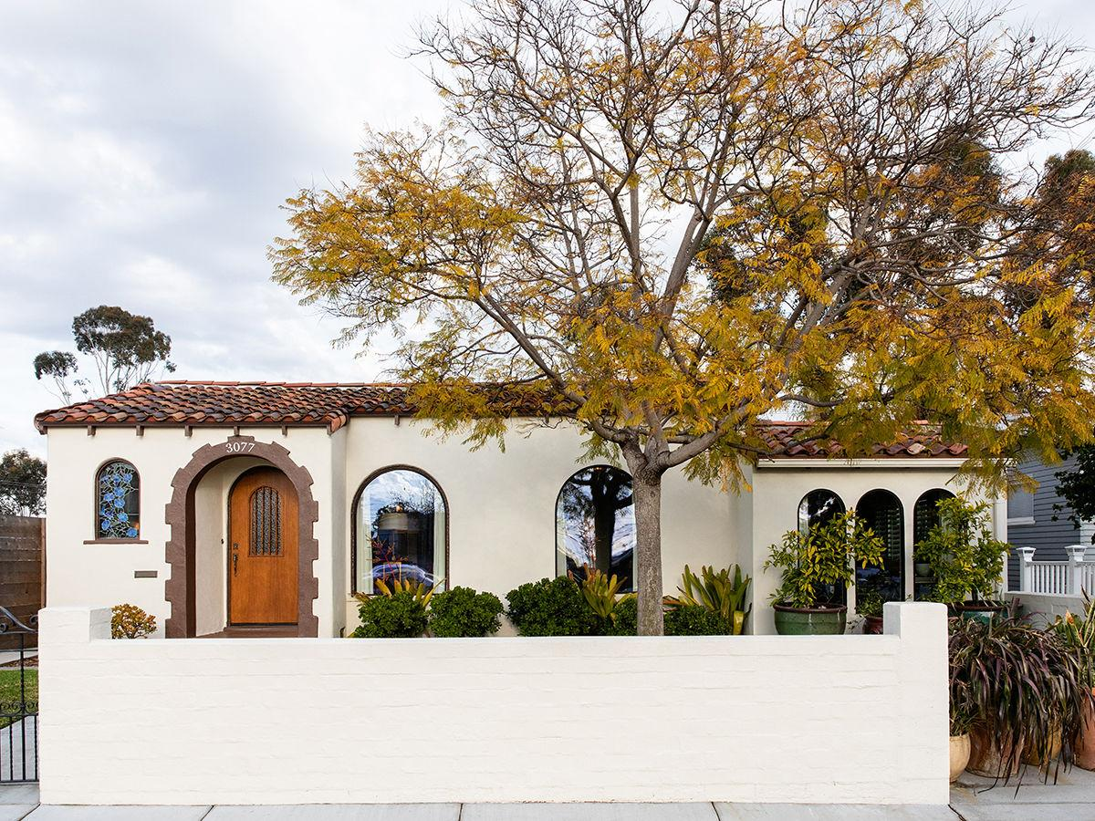 North Park Fun and Funk Home / Exterior