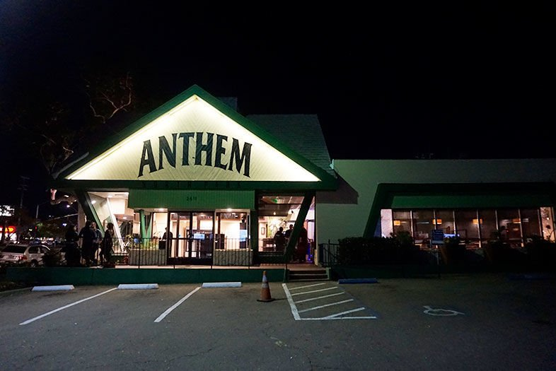 Anthem Launches Ambitious Vegan Project in North Park