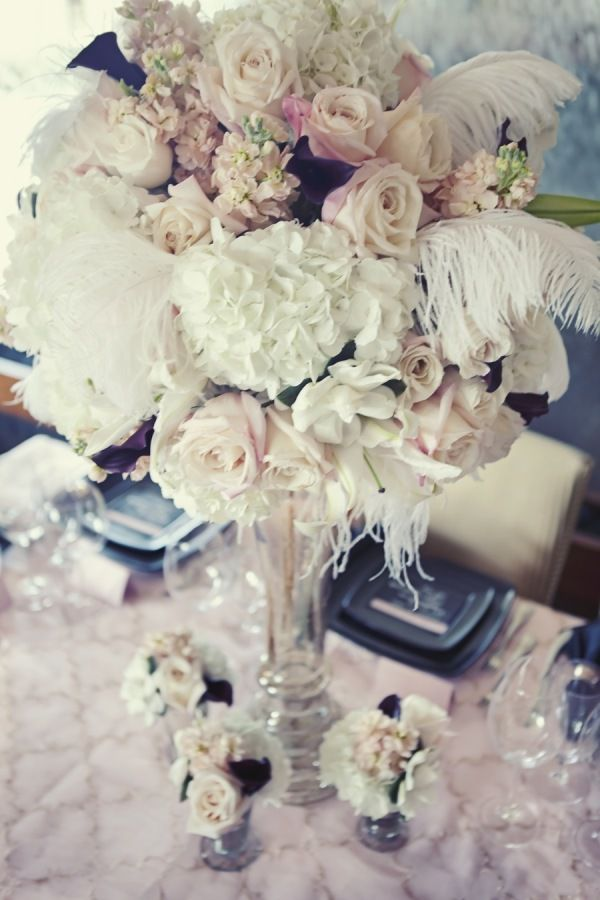 Vintage Glam Inspiration Shoot by Couture Events