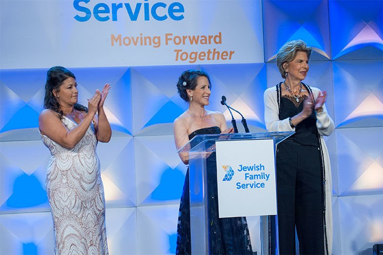 Jewish Family Services Raises $1.1 Million