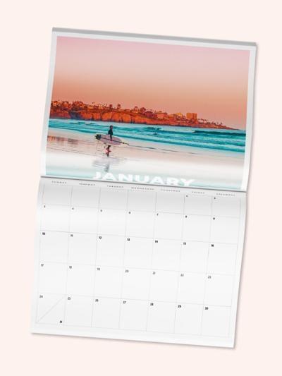 SDM Wall Calendar