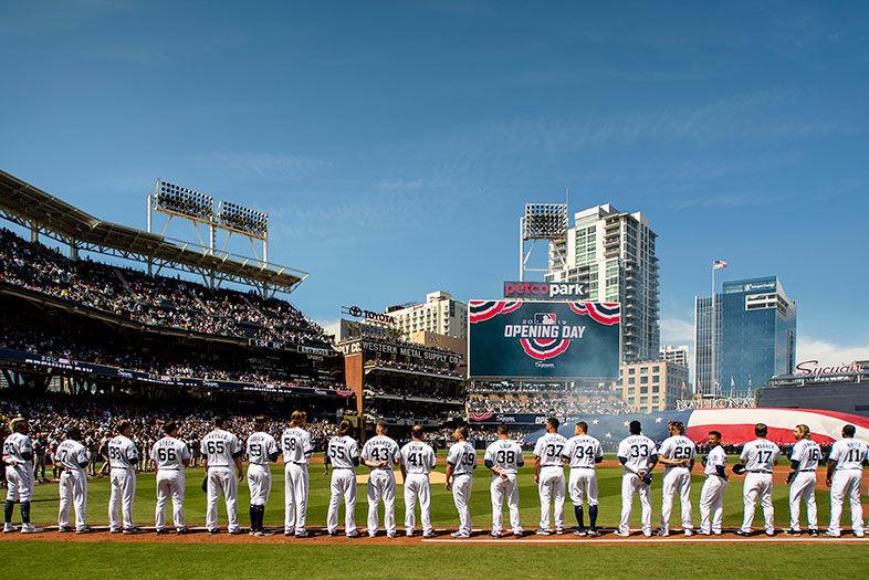 The San Diego Padres Turn 50