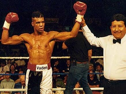 Paul Vaden / Fight Winner