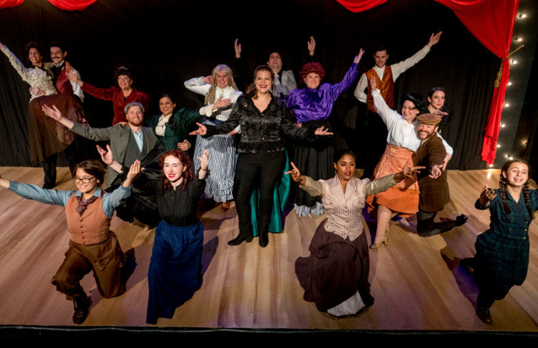 You Decide Whodunit in the Funny, Imaginative 'Mystery of Edwin Drood'