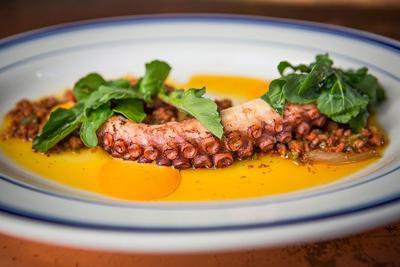 Side Dish: Octopus