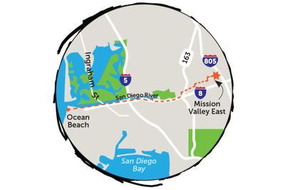 Trail of the Month: Ocean Beach Bike Path