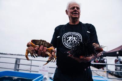 """Our Catch of the Day: Peter Halmay, the """"Urchin King"""""""