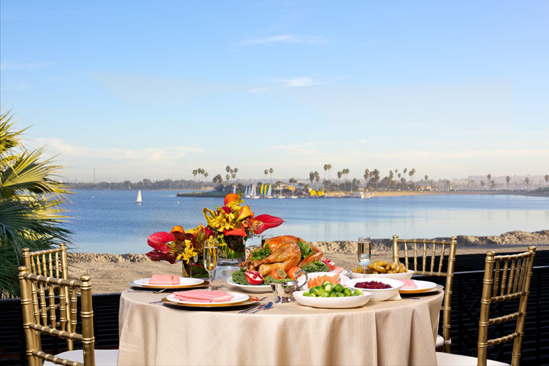 Where to Have Thanksgiving Dinner in San Diego