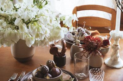 Holiday Entertaining: Three Riffs On a Table Setting
