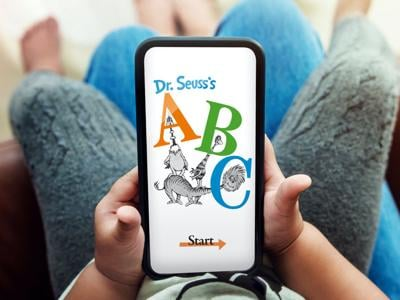 Dr. Seuss – Augmented Reality App
