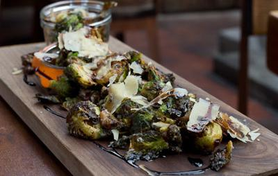On the Menu: Brussels Sprouts