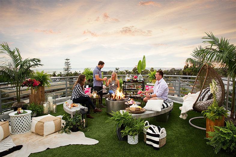 Summer Alfresco: Three Ways to Take the Party Outside