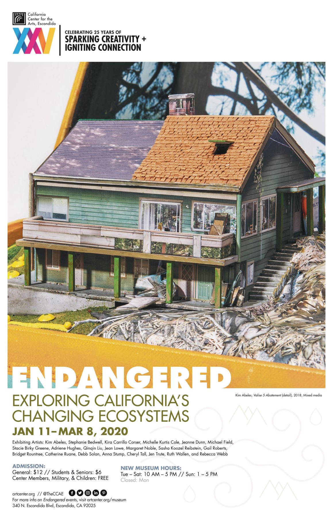 Endangered: Exploring California's