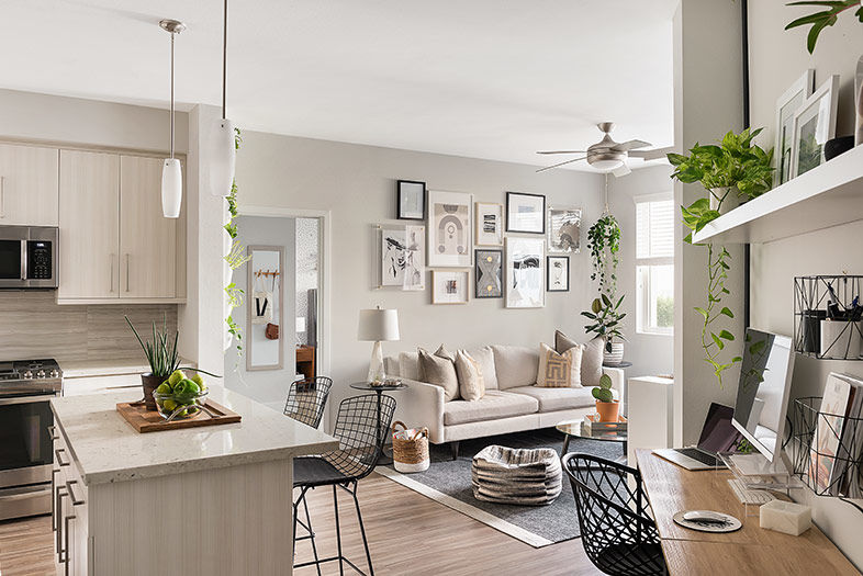The Upside of a Downsize—to an Apartment in Carmel Valley