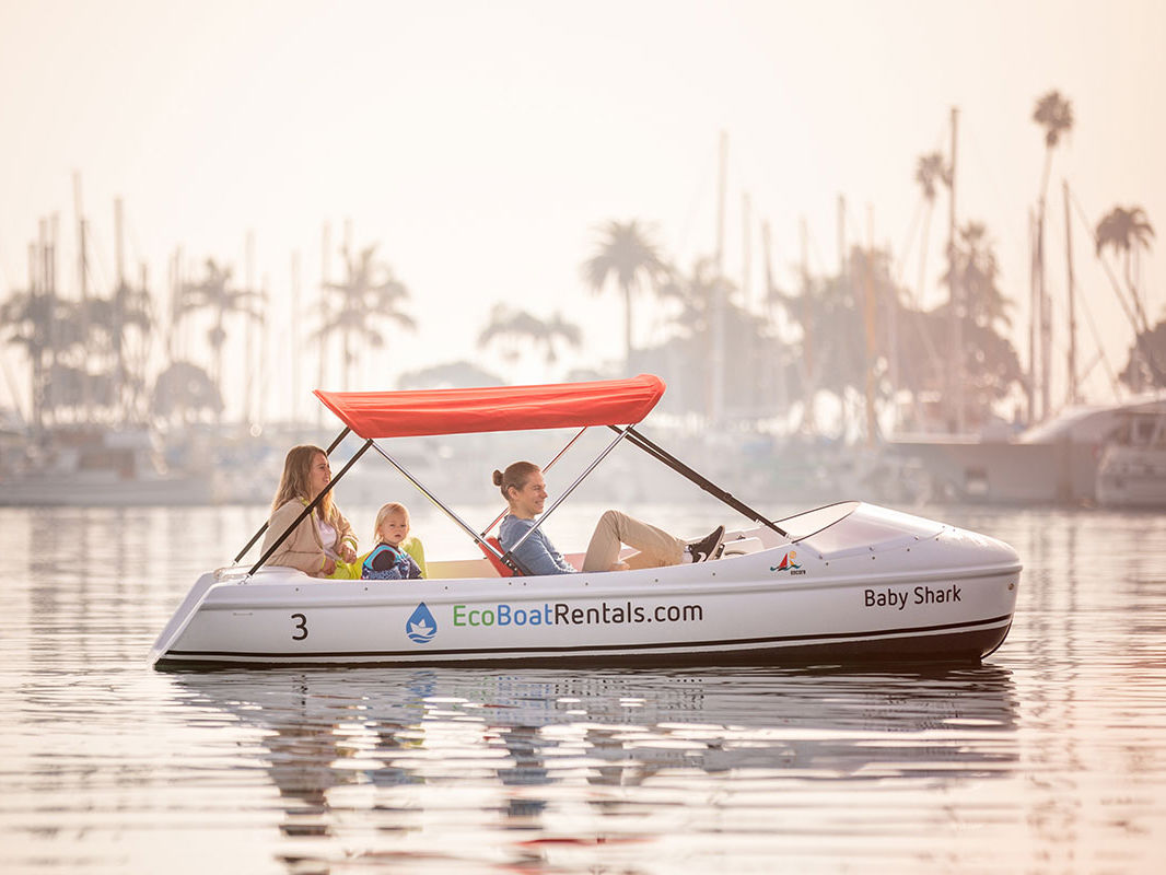 Father's Day 2020 / Eco-Boat Rental