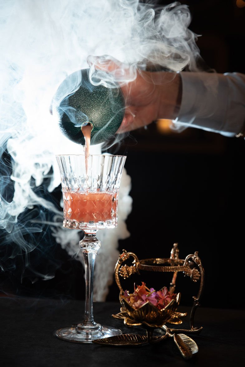 This Game of Thrones Cocktail Menu Wins Everything
