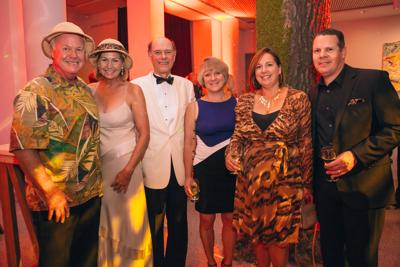 Museum of Contemporary Art Monte Carlo Glamping Gala