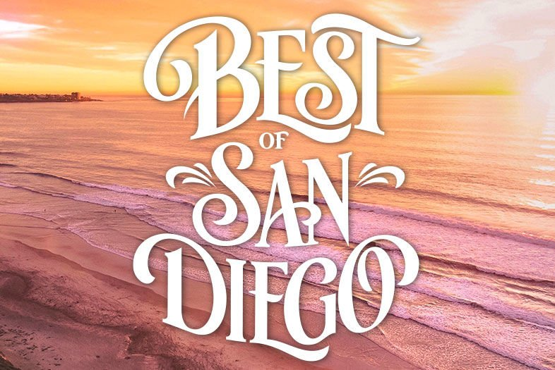 The Best of San Diego 2018